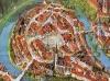 Карта Чешского Крумлова