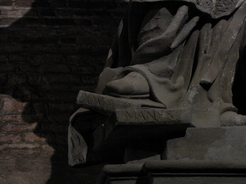 Казематы на Вышеграде в Праге