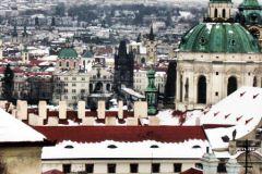 Прага зимой 2008