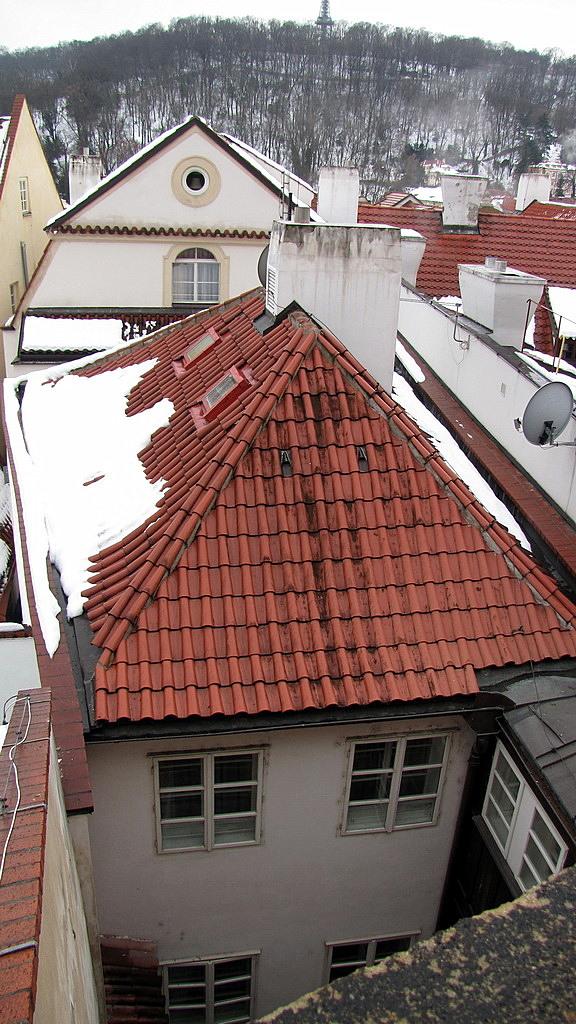 Зима в ПрагеЗима в Праге
