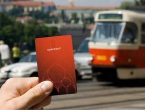 opencard в Чехии