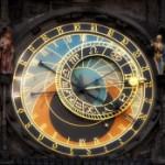 600 лет пражским часам на Староместской площади