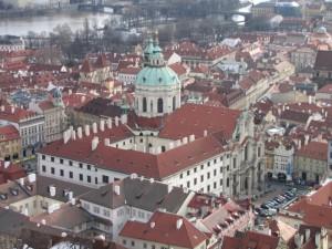 Прага. Январь 2011.