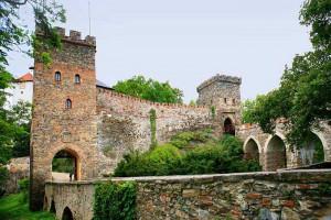 Чешский Замок Битов