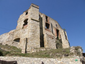 Чешский замок Босковице