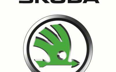Шкода сменит логотип