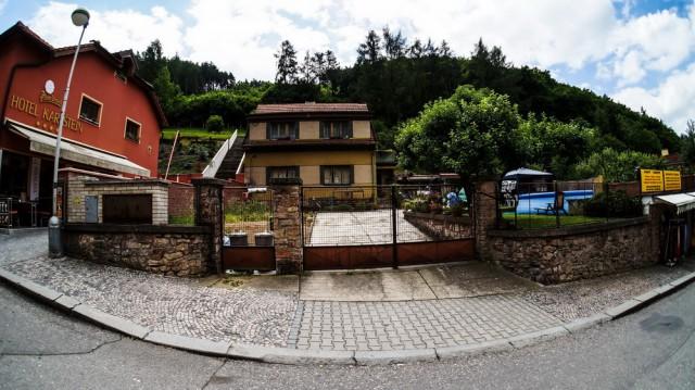 Частный дом в Карлштейне