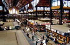 Магазины и рынки Будапешта