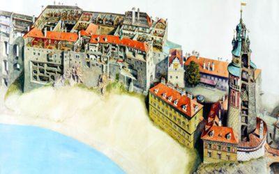 Чешский Крумлов: История и карта города