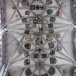 Потолок в соборе Святой Варвары в Кутной Горе