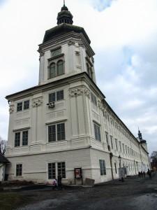 Иезуитский колледж в Кутной Горе