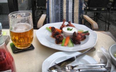 Еда в Праге: не только рестораны