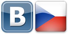 Вконтакте в Чехии