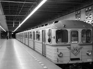 Модификация ЕЧС для Пражского метро