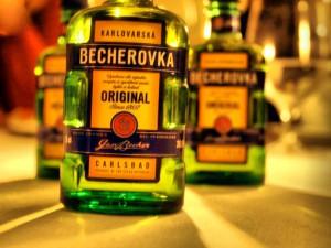 Бехеровка в Чехии