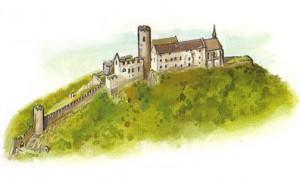 Чешский замок Бездез