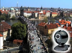 Вебкамеры Праги.