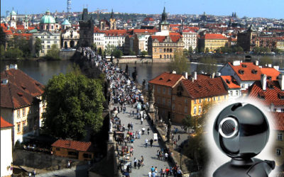 Веб-камеры в Праге