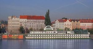 Отель Адмирал в Праге