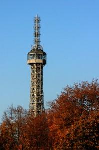 120 лет Петршинской башне
