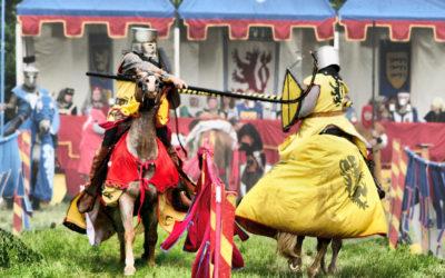 Рыцарские турниры в Детенице
