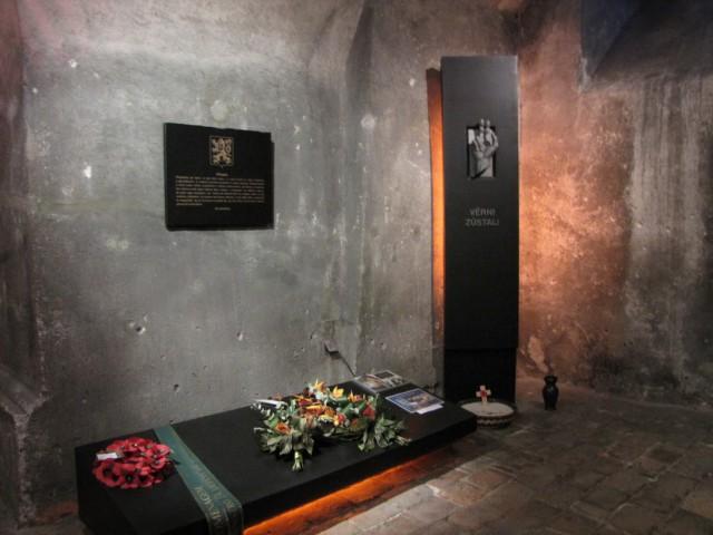 Храм Св. Кирилла и Мефодия в Праге.