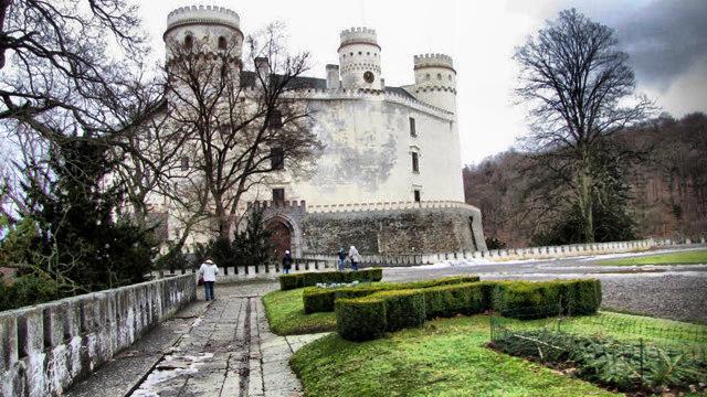 Замок Орлик. Часть первая. Отзыв о поездке.