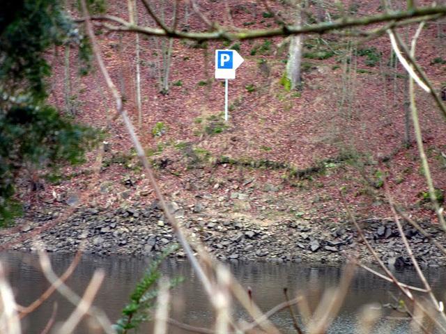 Речная парковка.