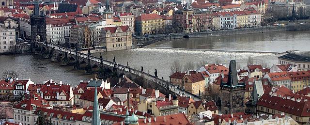 Прага за один, два и три дня. Что посмотреть.