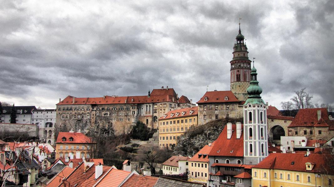 Из Праги в Чешский Крумлов