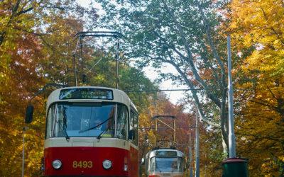 Погода в Праге осенью. 5 причин поехать в это время.