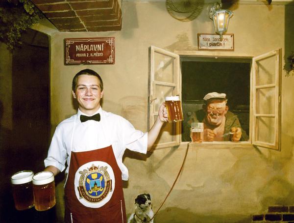 Новоместский пивовар