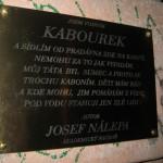 Kabourek. Водяной в Праге на Кампе.