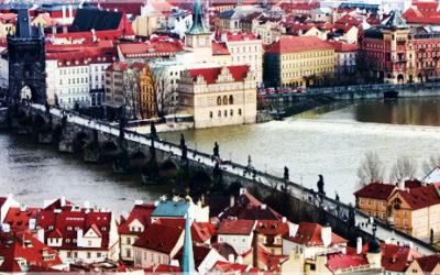 Карлов мост, День святого Мартина и палиндром…