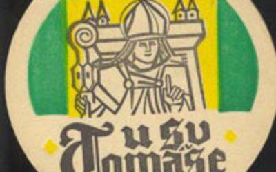 Пивная «У Святого Томаша»
