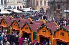 Главные рождественские ярмарки Европы