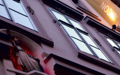 Самый современный отель в Праге