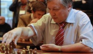Анатолий Карпов в Праге