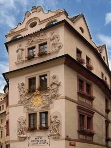 Лучший отель в Праге