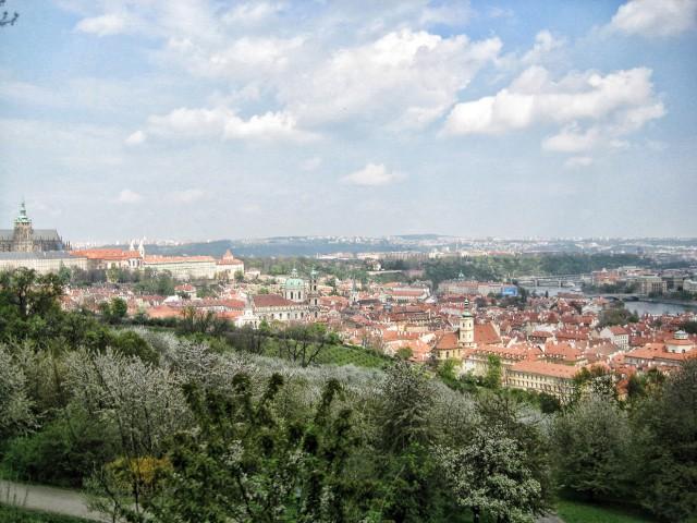 Район Праги Мала Страна (Mala Strana)