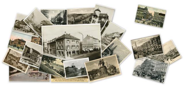 Старые фотографии Германии