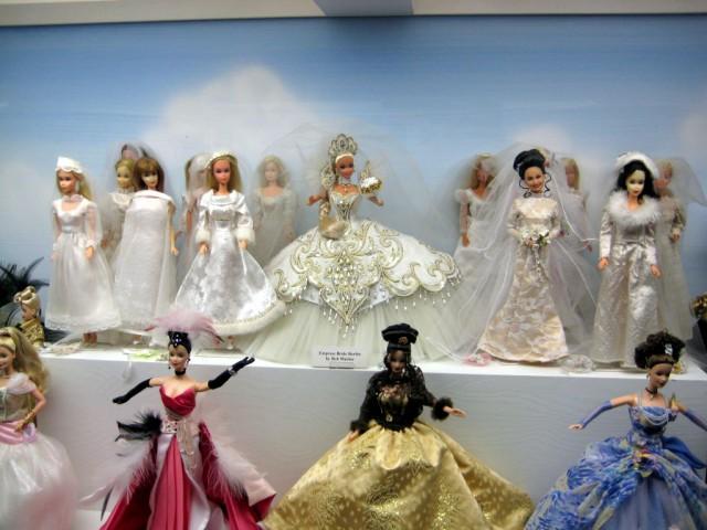 Музей кукол Барби в Праге