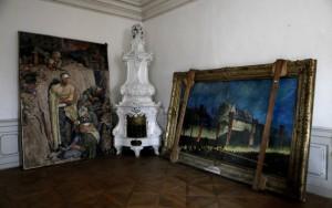 Картины Адольфа Гитлера нашли в Чехии