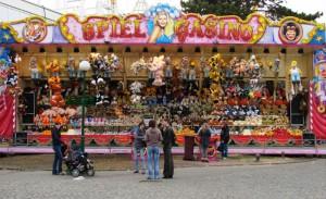 Сезон аттракционов в Праге