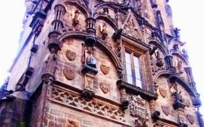 Пороховые ворота в Праге: подъем на верх
