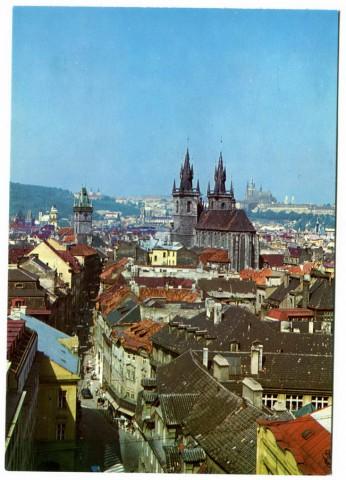 Старые фотографии Праги
