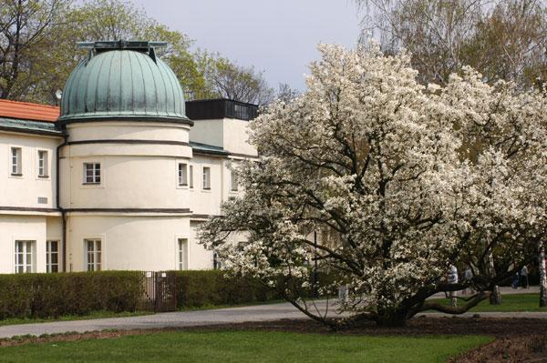 Обсерватория на Петршине