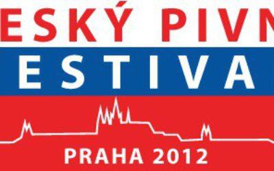 Пивной фестиваль в Праге 2012