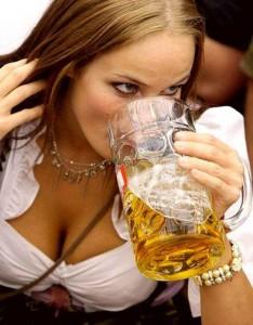 Фестиваль пива в Праге 2012