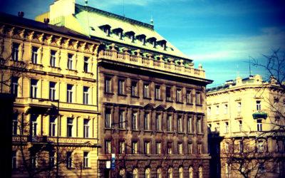 Здание гестапо в Праге